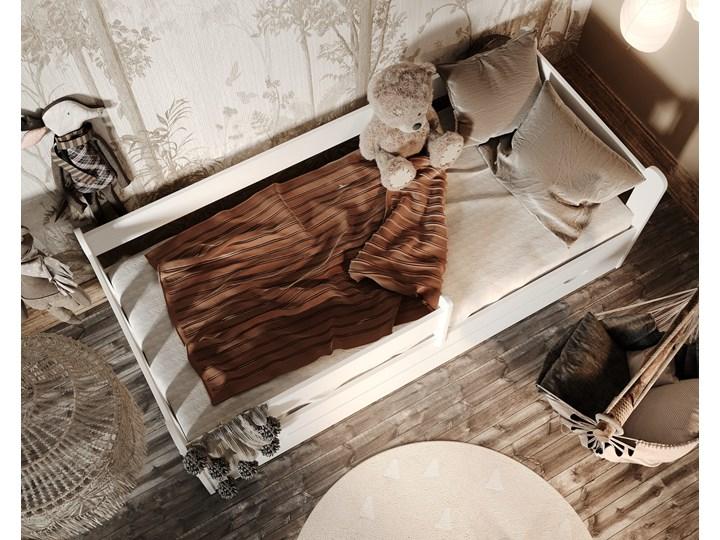 Łóżko Nils Rozmiar materaca 80x180 cm