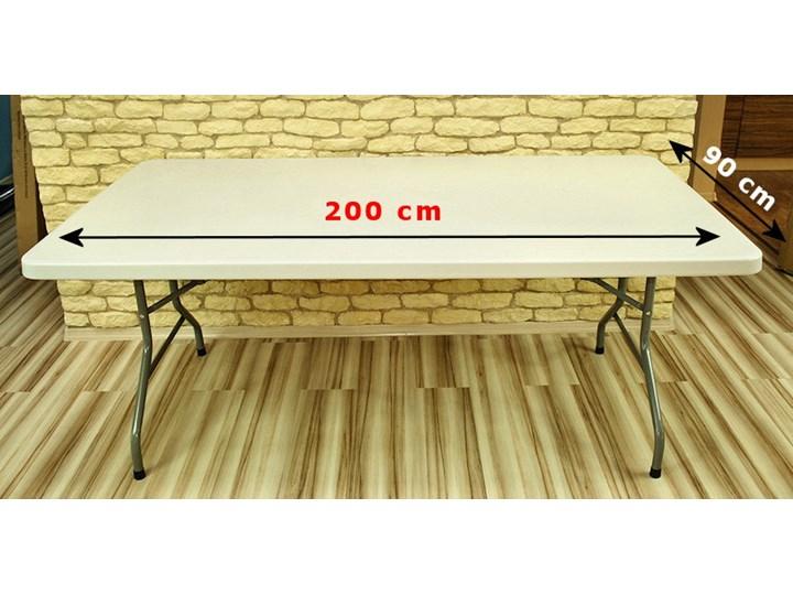 Ogromnie Stół bankietowy cateringowy 200x90 cm Model STRONG - Stoły CM89