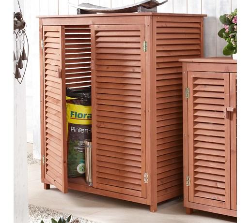 Meble Ogrodowe Do Samodzielnego Składania :  Do samodzielnego montażu Materiał drewno Praktyczna szafka komoda Do