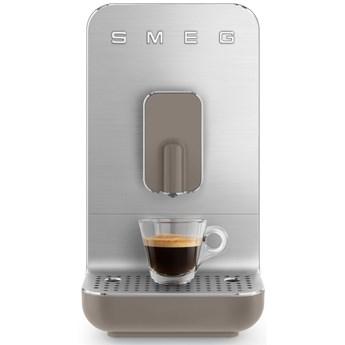 Automatyczny ekspres do kawy Smeg taupe