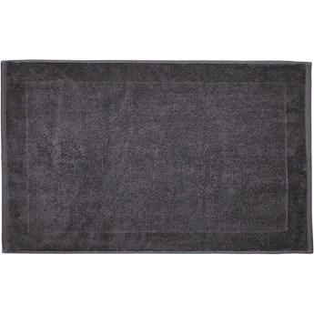 Dywanik łazienkowy Sense 50x80 cm ciemnoszary