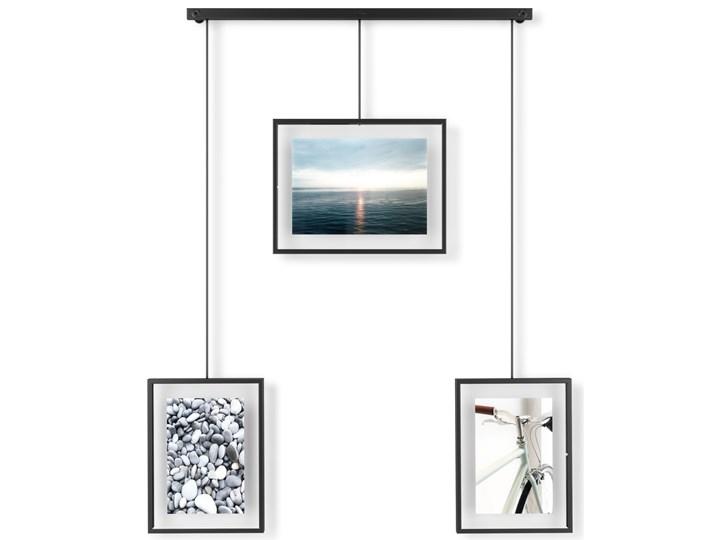Ekspozytor na zdjęcia - ramki Exhibit 46x67 cm czarny Stojak na zdjęcia Kategoria Ramy i ramki na zdjęcia