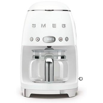 Ekspres do kawy 50's Style przelewowy biały