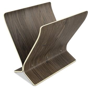 Gazetnik Arling 40x39 cm drewniany