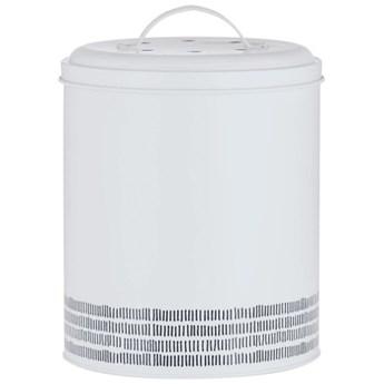 Kompostownik Monochrome 2,5 L biały