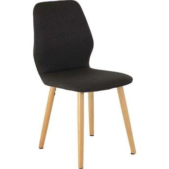 Krzesło Angel 45x88 cm ciemnoszare