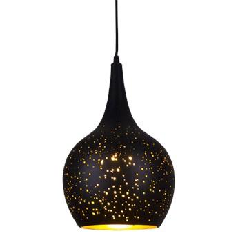 Lampa wisząca Magic Space No.1 ∅20x150 cm czarna