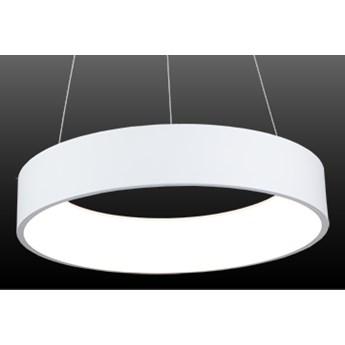 Lampa wisząca SMD Vogue No.3 3K LED ∅60x120 cm biała
