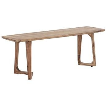 Ławka Luie 130x45 cm drewniana