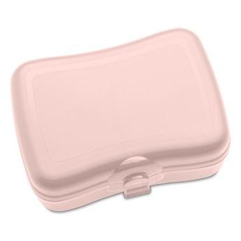 Lunchbox Basic 17x12 cm różowy
