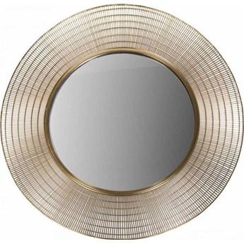 Lustro Gold ∅90 cm złote