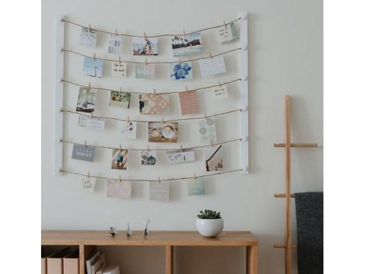 Organizer na zdjęcia Hangup 102x81 cm biały Kategoria Ramy i ramki na zdjęcia