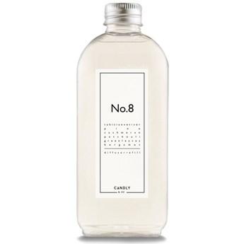 Perfumy uzupełniające do dyfuzora No. 8 Wetyweria - Kaszmirowiec