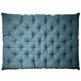 Poduszka na paletę Match 120x80 cm niebieska