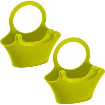 Pojemnik mini na kubek Jessi (2-set) limonkowy