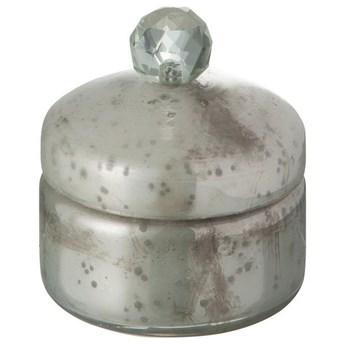 Pojemnik na biżuterię 8x9cm biały