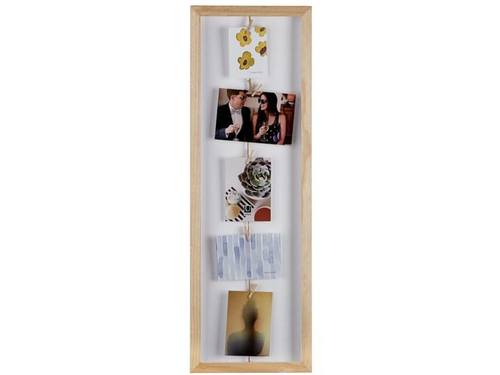 Ramka Clothesline Flip 24x72 cm drewniana