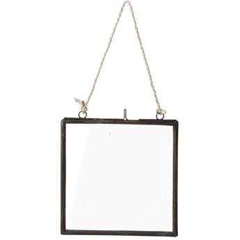 Ramka na zdjęcia Auria 15x16 cm czarna