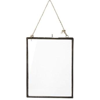 Ramka na zdjęcia Auria 19x25 cm czarna