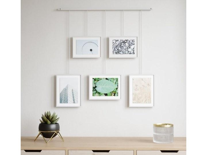 Ramka na zdjęcia Exhibit 70x66 cm biała Multiramka Kategoria Ramy i ramki na zdjęcia