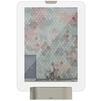 Ramka na zdjęcia Glo 13x18 cm niklowa