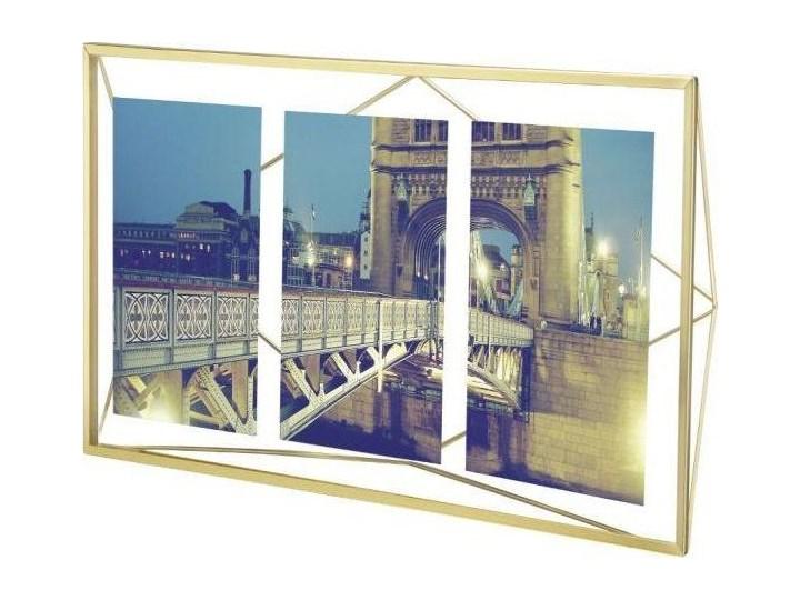 Ramka na zdjęcia Prisma 48x23 cm miedziana v Stojak na zdjęcia Kategoria Ramy i ramki na zdjęcia Metal Pomieszczenie Salon