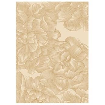 Ręcznik kuchenny Modern Rose 50x70 cm złoty