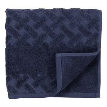 Ręcznik łazienkowy Laurie 100x50 cm niebieski