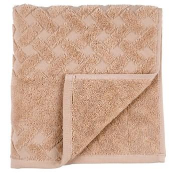Ręcznik łazienkowy Laurie 100x50 cm pomarańczowy