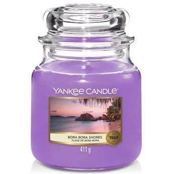 Świeca zapachowa średnia Yankee Candle Bora Bora Shores