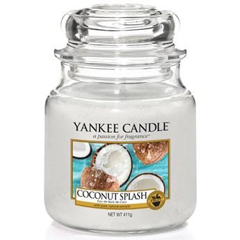 Świeca zapachowa średnia Yankee Candle Coconut Splash