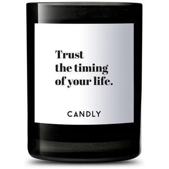 Świeca zapachowa Trust the timing...