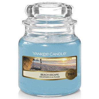 Świeca zapachowa Yankee Candle Beach Escape