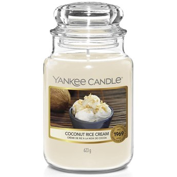 Świeca zapachowa Yankee Candle Coconut Rice Cream