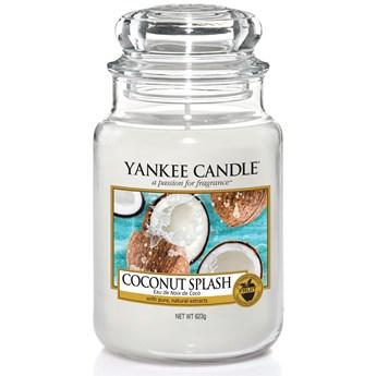 Świeca zapachowa Yankee Candle Coconut Splash