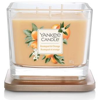 Świeca zapachowa z 3 knotami Yankee Candle Kumquat  Orange