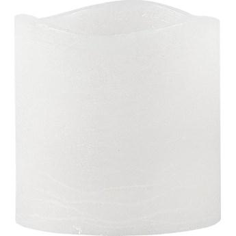 Świeczka LED Decor 10x10 cm biała