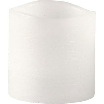 Świeczka LED Decor 7x7 cm biała