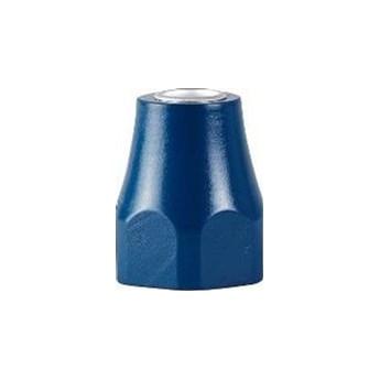 Świecznik Palladium B 7x10 cm petrol