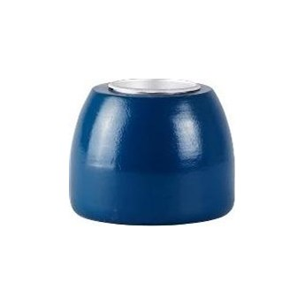 Świecznik Palladium E 7x10 cm petrol