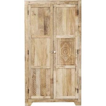 Szafa Puro 100x190 cm drewniana