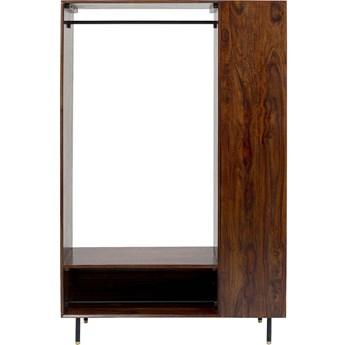 Garderoba Ravello 120x185 cm sheesham brązowa