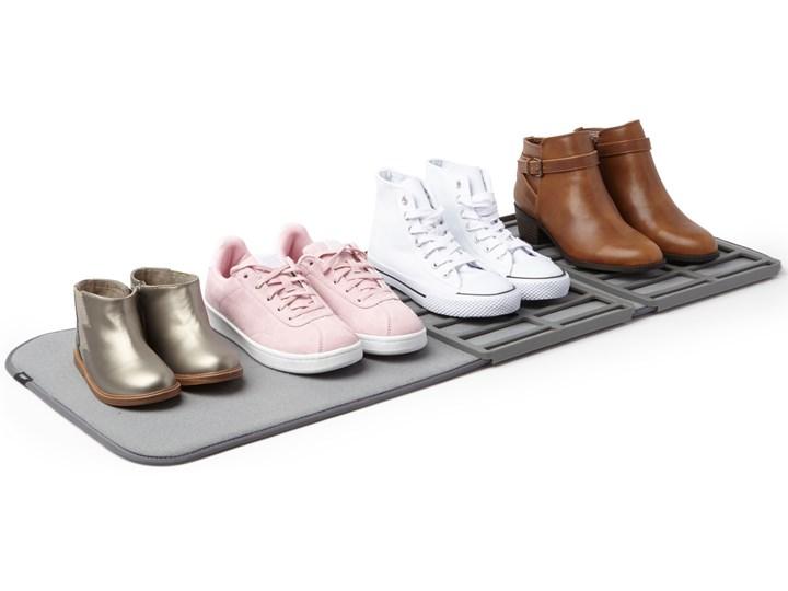 Wycieraczka składana Shoe Dry z ociekaczem 33x90 cm szara Kategoria Wycieraczki Kolor Szary