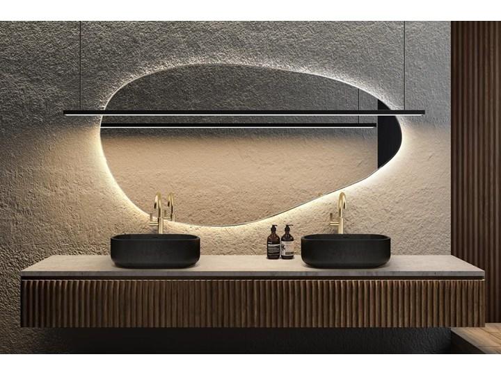 Lustro podświetlane o organicznym kształcie Plama no.1 Kategoria Lustra Nieregularne Pomieszczenie Przedpokój