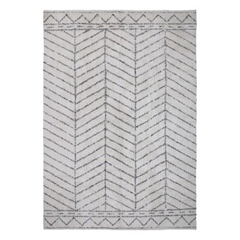 Jasnoszary dywan Bloomingville Cotton, 200x300 cm