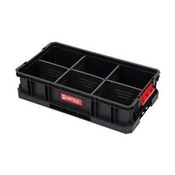 Kosz narzędziowy z przegrodami Qbrick System TWO BOX 100 FLEX