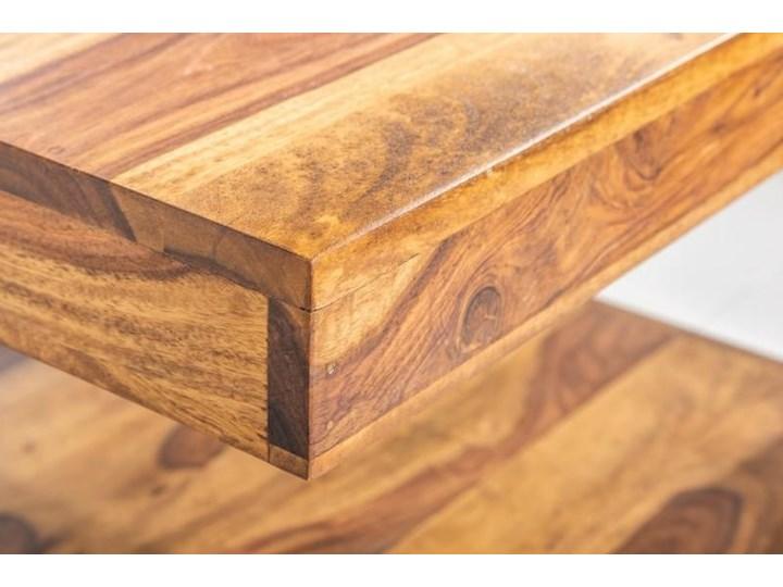 Stolik Giant S Drewno Wysokość 45 cm Wysokość 40 cm Kształt blatu Kwadratowe