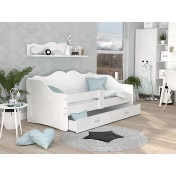 Łóżko parterowe Lili
