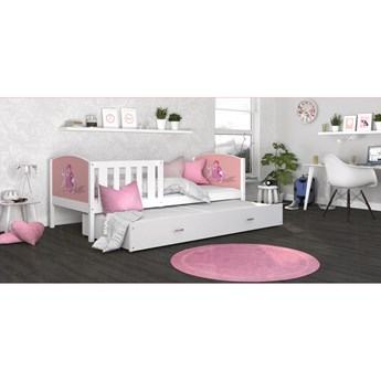 Łóżko 2-poziomowe Tami P2