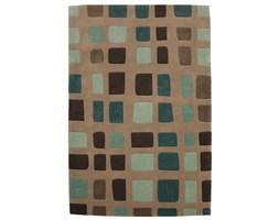 Makro Abra Dywan Laker LK02 Cubes Blue 160x230